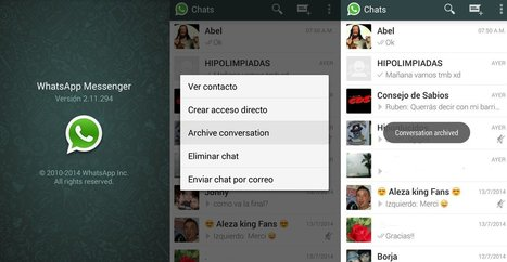 How To Use Archive - WhatsApp - Prime Inspiration   TechSci   Scoop.it