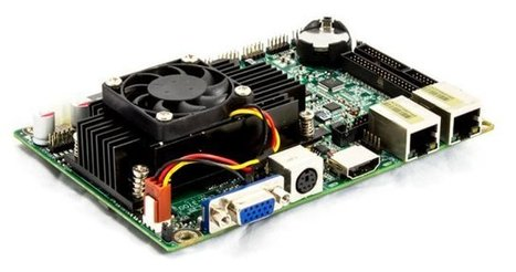 Habey EMB-3700 Embedded Board Features AMD G-Series SoC | Embedded Systems News | Scoop.it