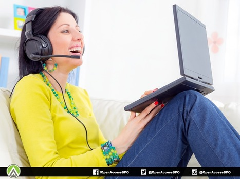 Would you ever hire a home-based call center agent? - Open Access BPO Neo Captive Blog | Marketing | Scoop.it