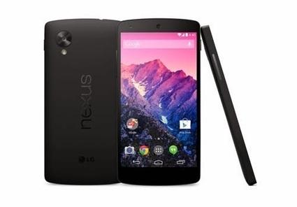 Getting to know the slimmest and fastest LG Google Nexus 5 « TechConnectPH   MyNewscoop   Scoop.it