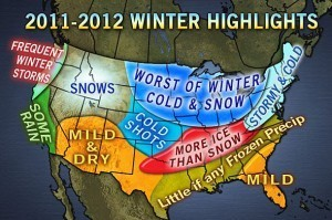 East Coast Storm Warnings Week of January 9-16 2012 | Weather And Disasters | Scoop.it