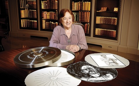 Helen Vendler's collaboration with Arion Press | Harvard Magazine Sep-Oct 2013 | Books, Photo, Video and Film | Scoop.it