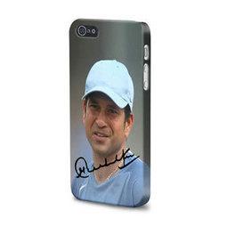 Shop Online Sachin Tendulkar Signature iPhone 5 Mobile Case   Sports Shop   Scoop.it