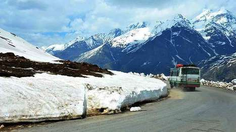 Permits To Visit Rohtang Pass Are Now Closed   365 Hops-Adventure Tours   Scoop.it