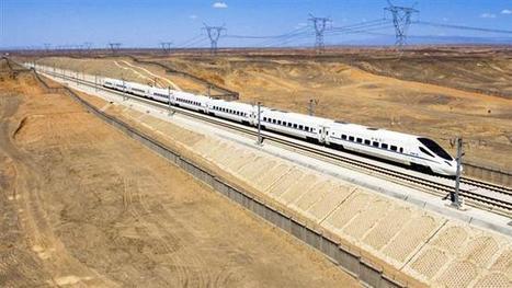 High-speed rail to link China to Iran - Press TV   Global railway news   Scoop.it