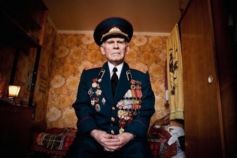Powerful Present-Day Photographs Of World War 2 Veterans | US History | Scoop.it