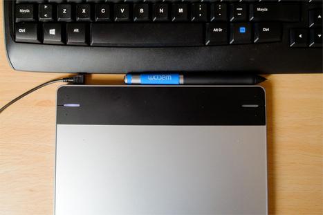 Comprar una tableta gráfica - ALTFoto | Fotografía-Argazkilaritza | Scoop.it