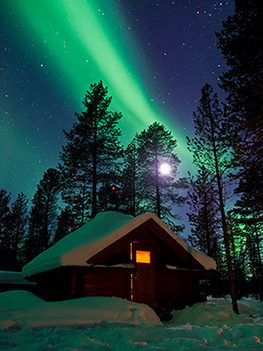 Northern Lights Finland - 50 Degrees Nort | cady47dy | Scoop.it