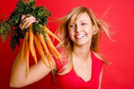Betacaroteno ¿ Qué Propiedades y en qué Alimentos ? | Consejos para adelgazar | Scoop.it