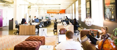 From Discs to Desks: How Commercial Real Estate is Being Transformed by Office-as-a-Service   Coworking and Office Space for High Growth Tech Companies - RocketSpace®   Workplaces of the Future   Scoop.it