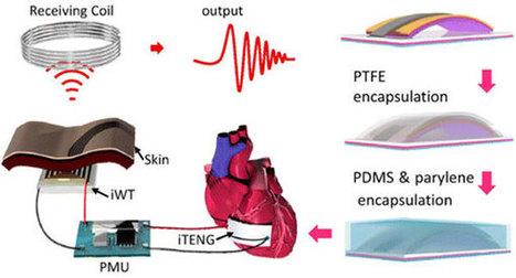 New Device Harnesses Heartbeats to Power Medical Implants | | Génie biomédical clinique | Scoop.it