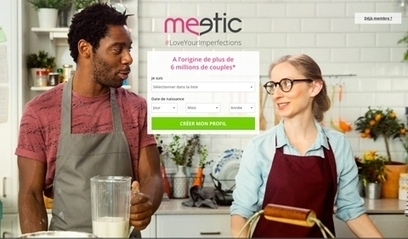 Meetic se lance dans le voyage | web@home    web-academy | Scoop.it