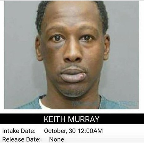 We found Keith Murray!  And it's not good.  His Mugshot Photo is Crazy and We have the Backstory.  Sort of. | T.V.S.T. | Celebrity Gossip | Scoop.it