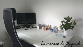 Le télétravail au quotidien vu par La maman de Crapaud | Zevillage | Teletravail et coworking | Scoop.it