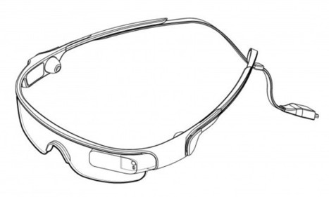 Les Samsung Galaxy Glass attendues à l'IFA 2014 ? - Phonandroid | curation lunettes | Scoop.it