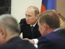 Putin wants beefed-up Arctic presence - World News | IOL News | IOL.co.za | Business Video Directory | Scoop.it