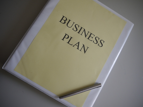 Business Plan Template | Marketing Class | Scoop.it