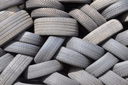 Old tires find new life as cleaner alternative to... - eco3tree | Eco Friendly | Scoop.it