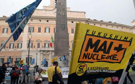 Referendum sul nucleare, via libera della Consulta - Tg24 - Sky.it | #chinonvota | Scoop.it