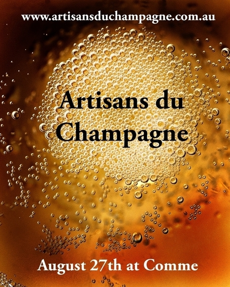 30 Champagne producers to conquer Australia | Reims.Agency | Scoop.it