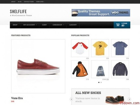 Download Woothemes Shelflife 1.2.9 - Download Free Nulled Scripts | themes | Scoop.it