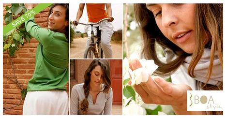 Organic & Fair Trade Fashion, Beauty, Decor and More... | Socially Responsible Mama | Scoop.it