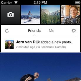 Facebook Unveils Camera App With Instagram-Like Filters | Social Media Marketing Superstars | Scoop.it