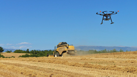 The future of farming: Drones, robots and GPS | DigitAG& journal | Scoop.it