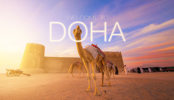 Travel Through Doha In 220 Seconds With This Timelapse