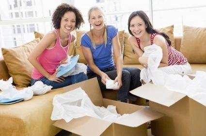 Déménager pour ses études | Vivre sereinement son déménagement | Scoop.it