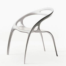 Ross Lovegrove Go Chair | Graphic design | Scoop.it