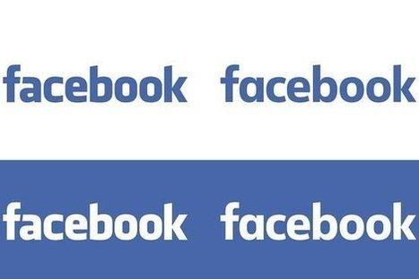 Facebook change de logo… et ne modifie quasiment rien   Culture et dépendance   Scoop.it