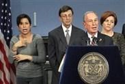 Bloomberg's sign-language interpreter points way to growing career - NBCNews.com | Interpreter Education | Scoop.it