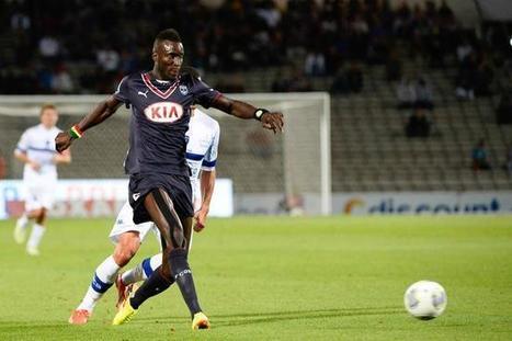 Rester à Bordeaux ne fera pas déprimer Lamine Sané | Les Girondins de Bordeaux | Scoop.it