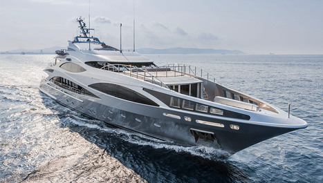 Benetti's Panthera Megayacht Is Out of the Bag | Luxury | Scoop.it