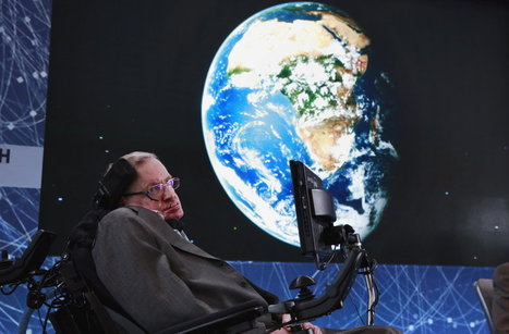 Stephen Hawking reveals incredible black hole theory | Vloasis sci-tech | Scoop.it