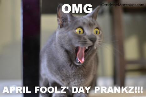 Social media celebrates April Fools' Day 2014 | Business in a Social Media World | Scoop.it