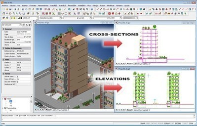 IDEA   3D BIM Architectural Software in DWG by 4M   Top CAD Experts updates   Scoop.it