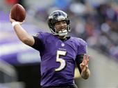 Joe Flacco doesn't love Baltimore Ravens' Wildcat use   Fantasy Football   Scoop.it