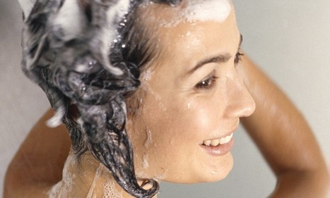 Does shampooing AFTER you condition make your hair shinier? | Kickin' Kickers | Scoop.it