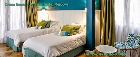 High Upsurge Apartments in Noida at Spring Meadows | Residential Property in Noida | Scoop.it
