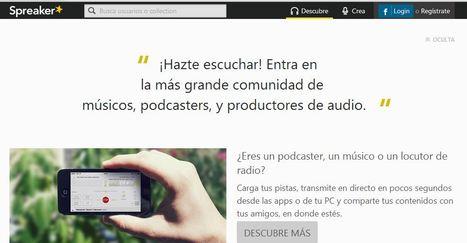 Spreaker | NOTICIAS WEB 2.0 Y MÁS | Scoop.it