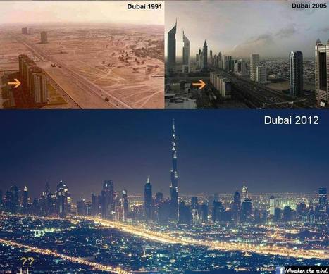 Dubai's Growth | Human Geography | Scoop.it