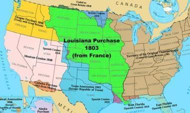 History: Louisiana Purchase for Kids | Tigers | Scoop.it