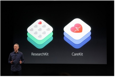 Apple - Press Info - Apple Advances Health Apps with CareKit | Healthcare Digital Marketing | Scoop.it