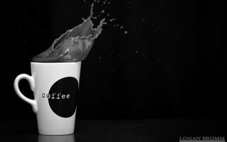 25 Liquid Splashes and Droplets Caught with a Fast Shutter Speed   Awesome Photographies   Scoop.it