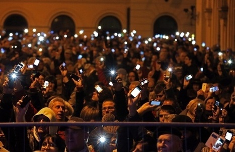 Thousands Rally Against the World's First Internet Tax   Outbreaks of Futurity   Scoop.it