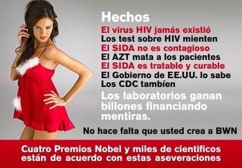 ¡El virus HIV es una estafa! Las verdaderas causas del SIDA   Diario Patagonia BWN   textoscríticos.net   Scoop.it