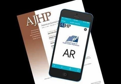 Use of Augmented Reality in Printed Academic Journals to Transform Reading | Augmented Reality and Language Learning | Scoop.it