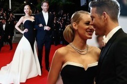 Ryan Reynolds can not resist Blake Lively | newsclown | Scoop.it